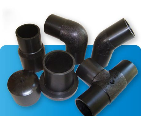 Produk Kami HQ INJECTION MOULDED BUTT FUSION FITTING injection moulded